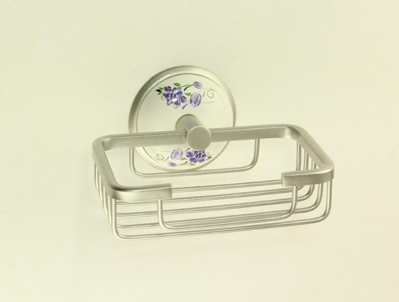 мрежеста сапунера каре порцелан