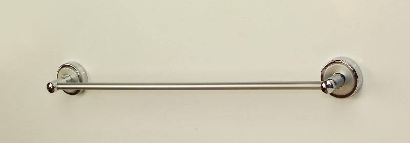 кърподържател пръчка от месинг хром и хром мат