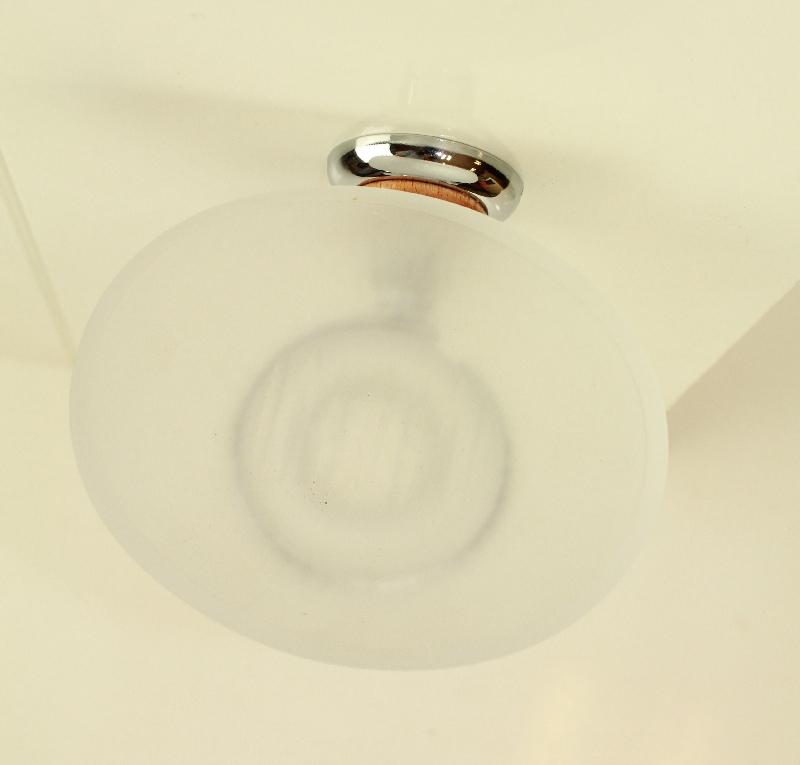 сапунера за баня месинг и дърво