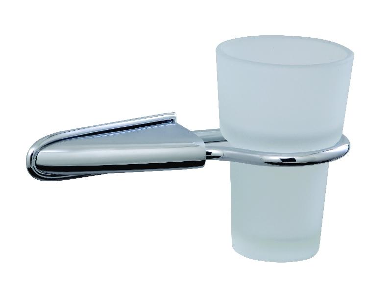 чаша зъбни четки масивен месинг