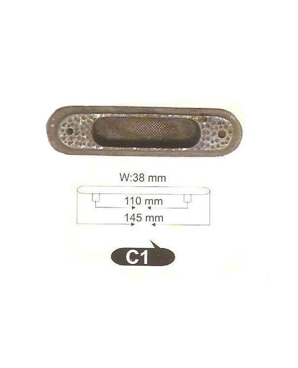 Дръжки за мебели от месинг C 1