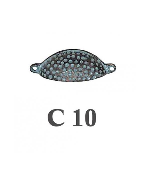 Мебелни дръжки от месинг C 10 РАЗПРОДАЖБА-50%