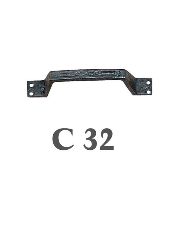 Мебелни дръжки от месинг C 32