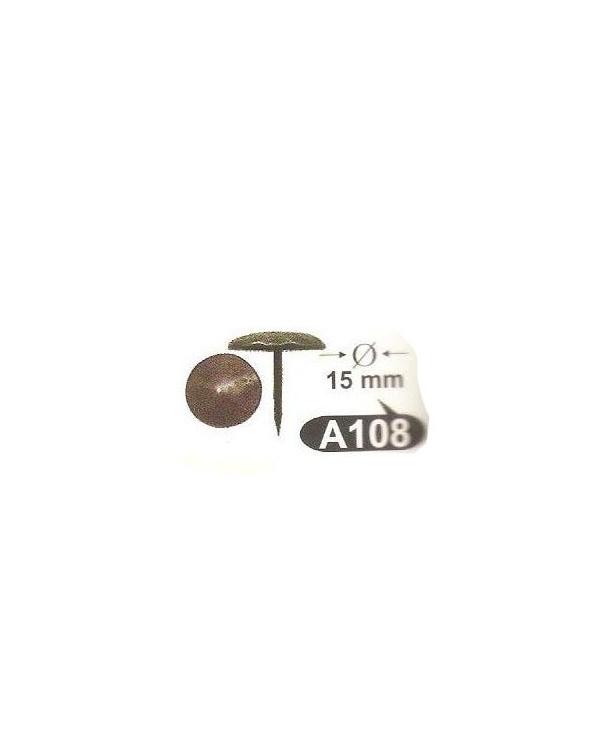 A 108,кабари за мебели/врати Ф15мм-40%