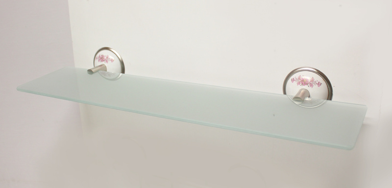 етажера за баня сатен