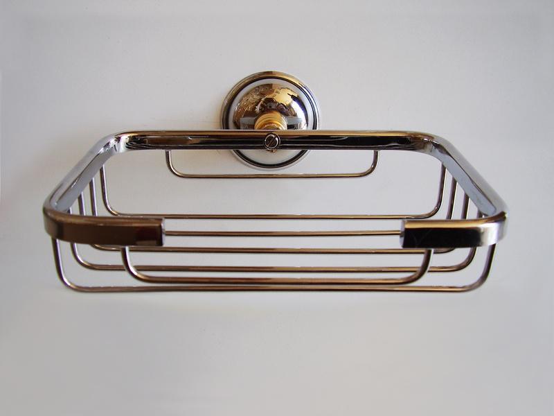 Аксесоари за баня от месинг д-ч на сапунера мрежеста