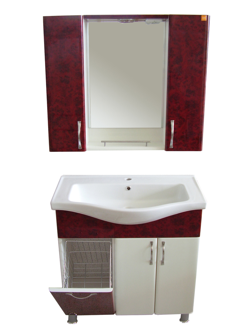 Шкаф за баня PVC