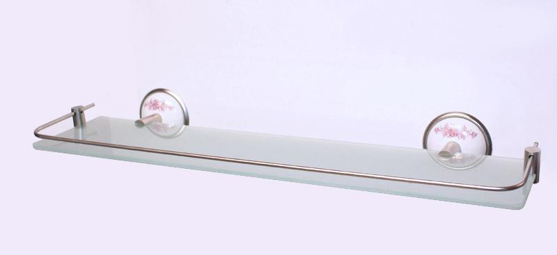 етажера за баня сатен с протектор