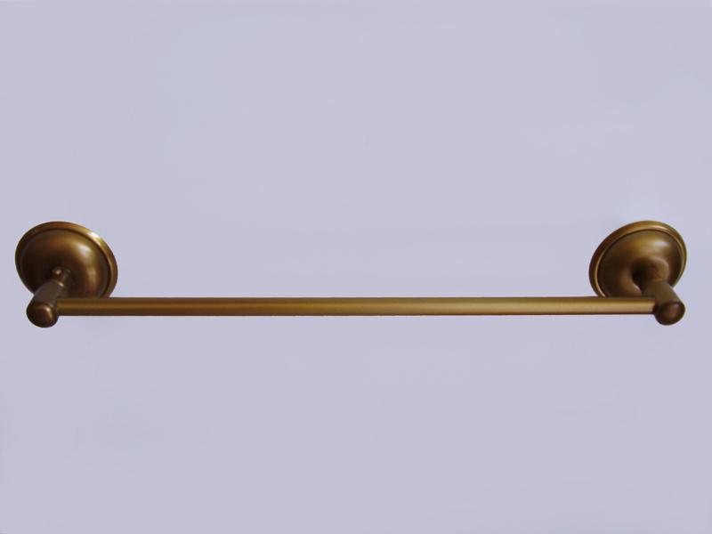 кърподържател 1-ен месинг старо злато