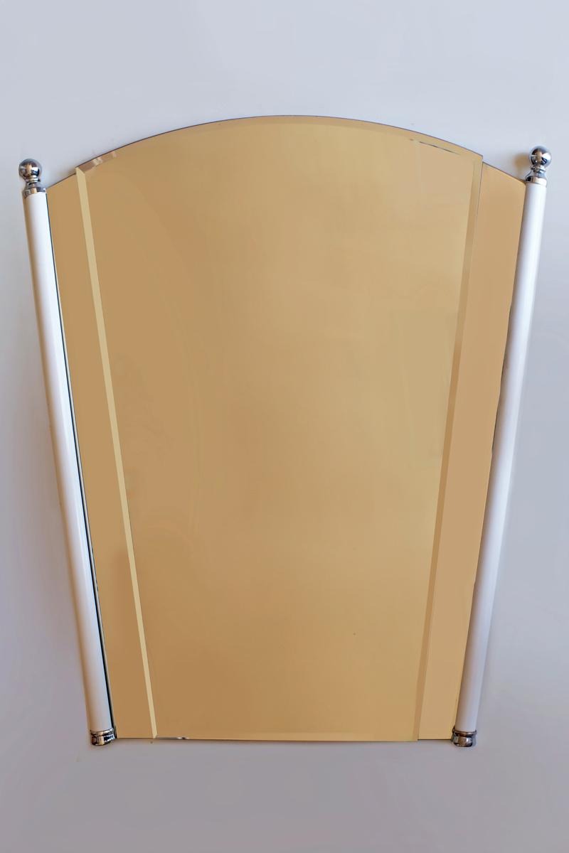 Кристално огледало за баня м-л ПЕПЕРУДА