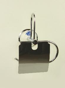 Аксесоари за баня порц.държ.на тоал. хартия и резерва
