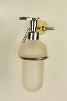 Венера.Аксесоари,месинг,д-ч доз.течен сапун хр./злато