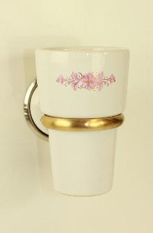 Болеро-старо злато.Д-ч чаша зъбни четки порц.148