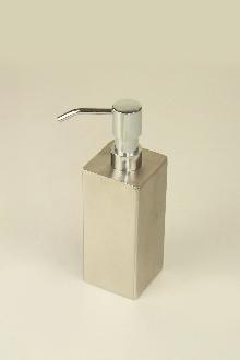 Дозатор за течен сапун 44076 мат - много масивен