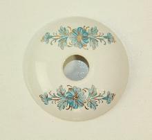 Аксесоари за баня порцелан,само розетки десен код 147