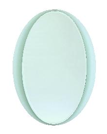 Огледала за баня,кристални,два плотаИнка55х75см