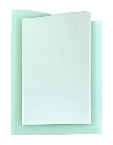 Огледала за баня,кристални,два плотаМИЛАС55х75см