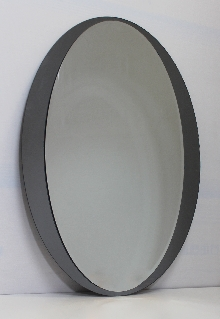 Огледала за баня, кристални,М-л ИНКА ДАРК  елипса 55х75см