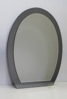 Огледала за баня, кристални,М-л СИРМА ДАРК 55х69см