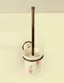 Държач на тоал. четка порцелан код 174