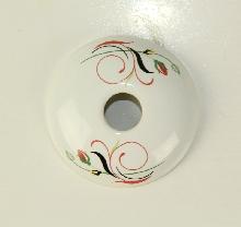 Аксесоари за баня порцелан,розетка десен код 110