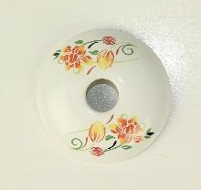 Аксесоари за баня порцелан,розетка десен код 104