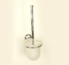 Таис,Аксесоари за баня месинг,д-ч тоал.четка стъкло