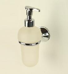 Дозатор за течен сапун-стъклен