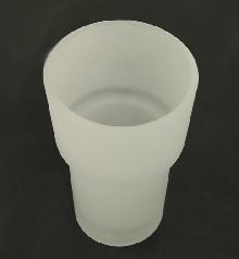 Стъклена чаша за зъбни четки