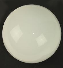Стъкло кристално за стенен аплик тип кълбо