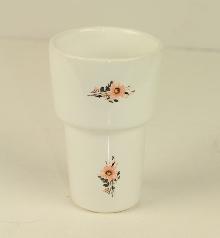 Чаша за зъбни четки порц.десен код 140