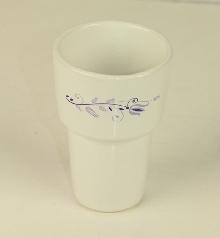Чаша за зъбни четки порц.десен код 108
