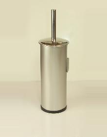 Тоалетна четка,код 33045 пристиж - хром-мат,стенна