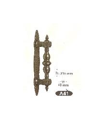 Дръжки за летящи и плъзгащи врати от месингА  41
