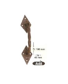 Дръжки за летящи,плъзгащи врати,месинг А48 РАЗПРОДАЖБА