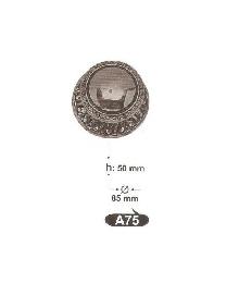 Топки за врати-месинг А75 РАЗПРОДАЖБА-50%