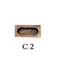 Мебелни дръжки от месинг C 2 РАЗПРОДАЖБА - 50%