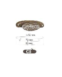 Мебелни дръжки от месинг C 8
