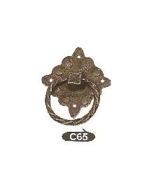 Дръжки за мебели месинг C65РАЗПРОДАЖБА-50%