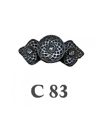 Мебелни дръжки месинг C83РАЗПРОДАЖБА-50%