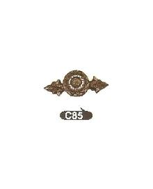Дръжки за мебели месинг C85РАЗПРОДАЖБА-50%