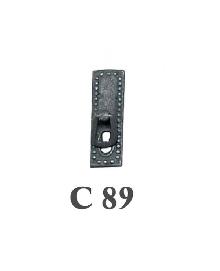 Дръжки за мебели месинг C89РАЗПРОДАЖБА-50%