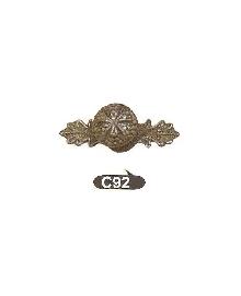 Мебелни дръжки месинг C92РАЗПРОДАЖБА-50%