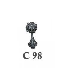 Мебелни дръжки месинг C98РАЗПРОДАЖБА-50%