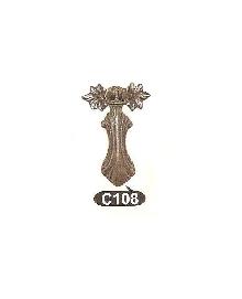 Дръжки за мебели месинг C108РАЗПРОДАЖБА-50%