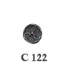 Дръжки за мебели  от месинг C  122