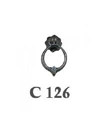 Дръжки за мебели месинг C126РАЗПРОДАЖБА-50%