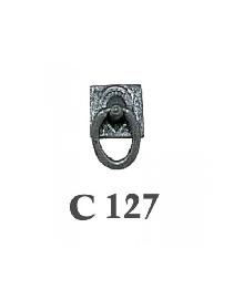 Мебелни дръжки месинг C127РАЗПРОДАЖБА-50%