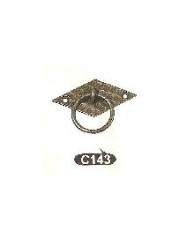 Мебелни дръжки месинг C143РАЗПРОДАЖБА-50%