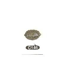 Дръжки за мебели месинг C146РАЗПРОДАЖБА-50%